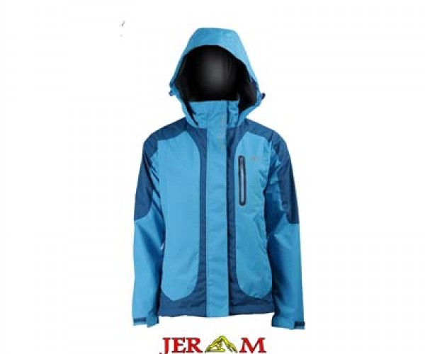 Arei Outdoorgear Jaket WS Jasmine V2 Light Blue Original
