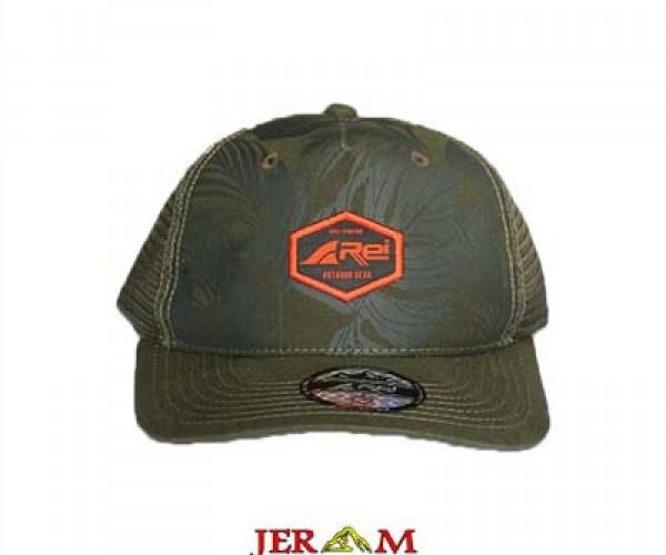 Arei Outdoorgear Leaf Trucker Hat Original