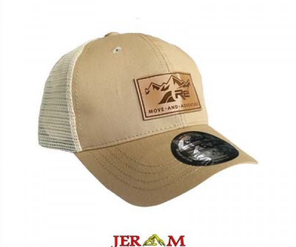 Arei Outdoorgear Move and Adventure New Trucker Hat