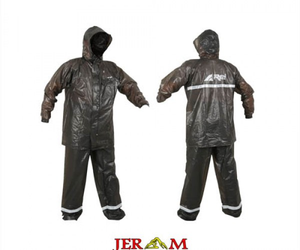 Arei Outdoorgear Raincoat Leopard