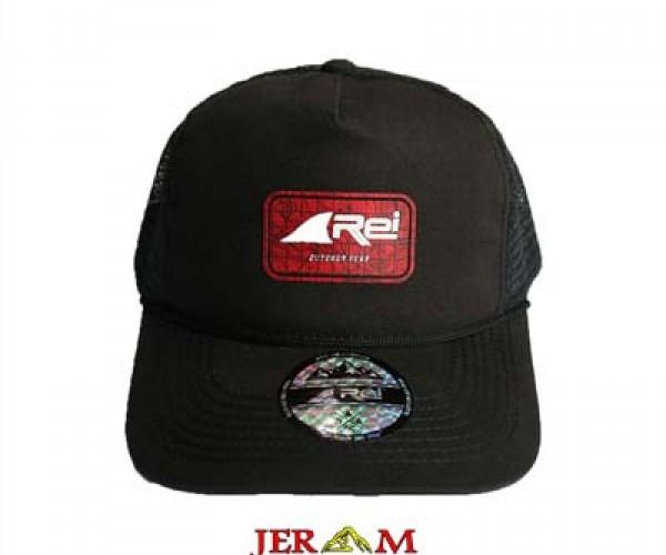 Arei Outdoorgear Topi Box Zone Trucker Hat Original