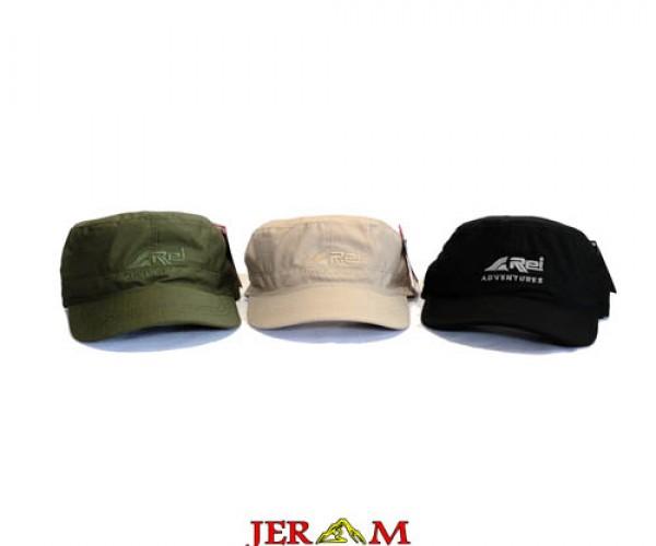 Arei Outdoorgear Topi Commando Hat Tarnac