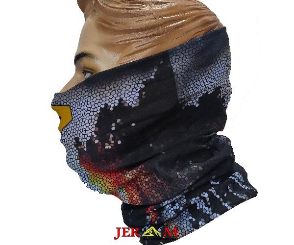 Bandana atau Buff Kalibre Headband 991577 999