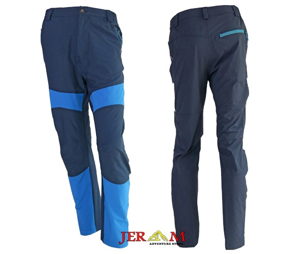 Celana Panjang Pria Hiking Outdoor Celana Forester Venture CLF 08379