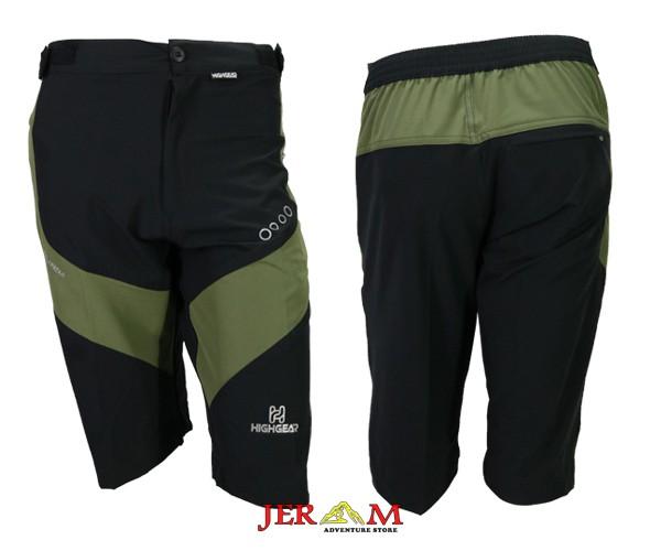 Celana Pendek Gunung Pria Celana Training Quick Dry Highgear Kalapatar