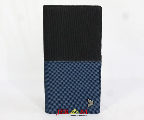 Dompet Panjang Kain Pria Wanita Kalibre 995353 440 Dark Blue Navy