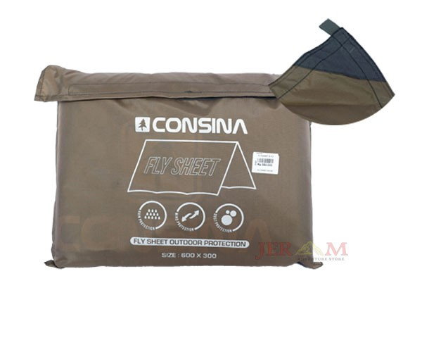 Flysheet Consina 6x3