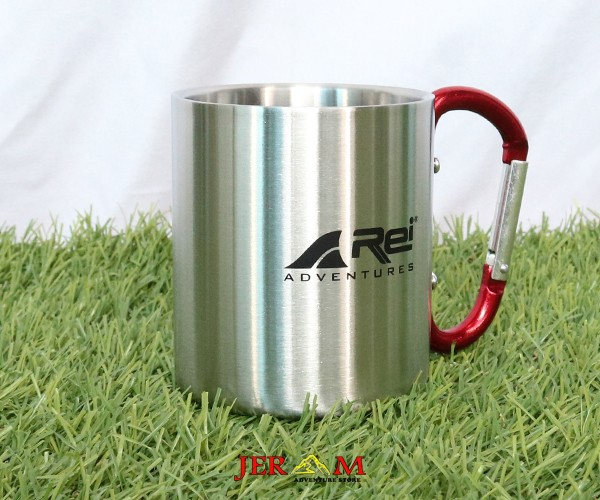 Gelas Mug Stainless steel Rei CL1C-M47 VB31000101