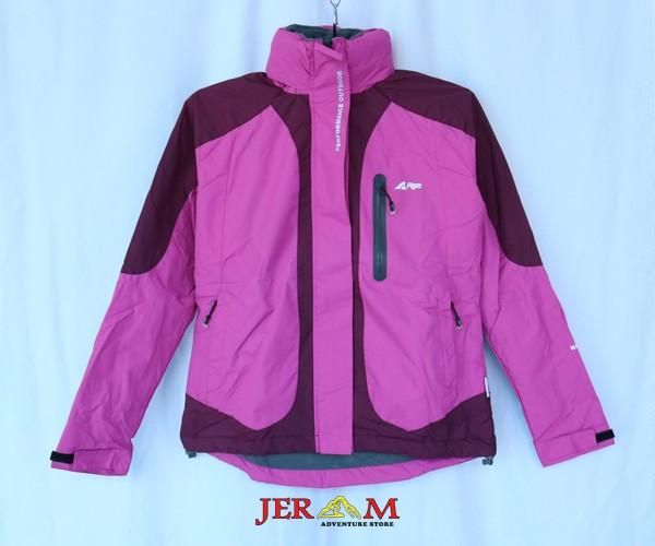 Jaket Gunung Cewek Women Series Jaket Arei Outdoorgear Mountain Concept Nebuila