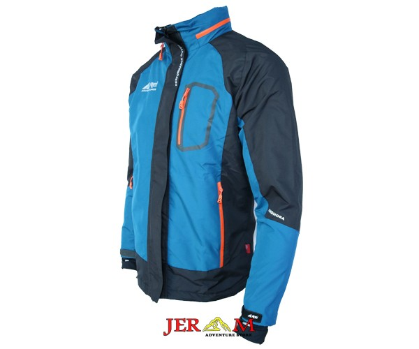 Jaket Hiking Evo Tech Rei Pandhora
