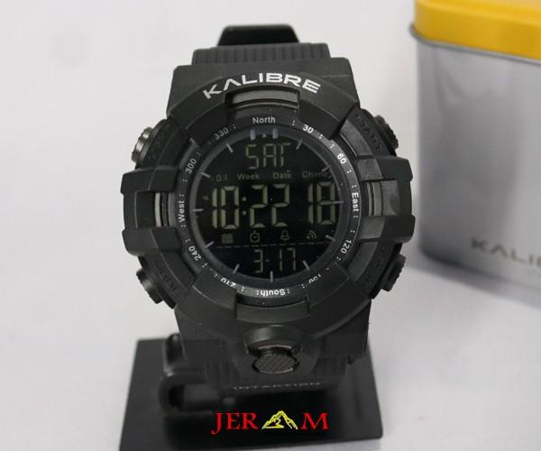 Jam Tangan Digital Anti Air Pria Jam Kalibre Fergus 996124 000