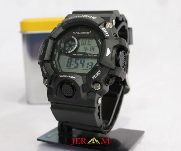 Jam Tangan Digital Pria Anti Air Jam Kalibre Kester 996125 000