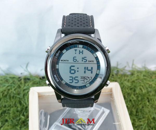 Jam Tangan Digital Water resistant Pria Co-Trek Silverstone