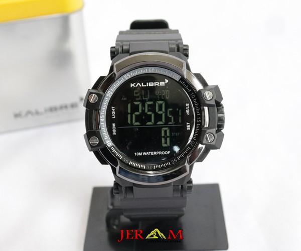 Jam Tangan Pria Anti Air Jam Kalibre Maxwell 996239 010 Black