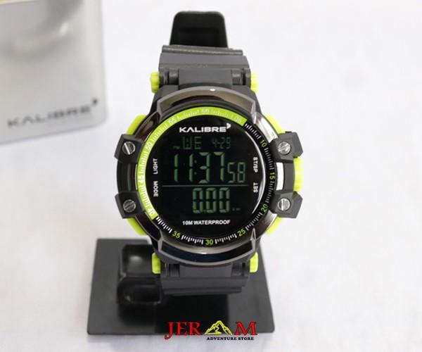 Jam Tangan Pria Anti Air Jam Kalibre Maxwell 996239 030 Green