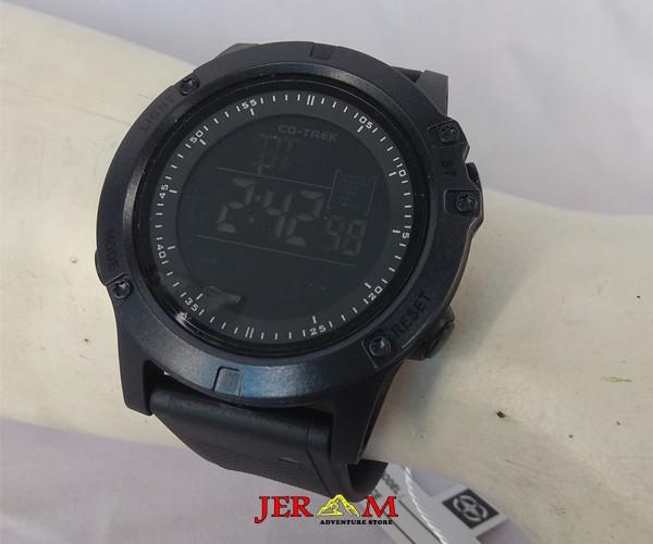 Jam Tangan Pria Digital Co-Trek Core Black