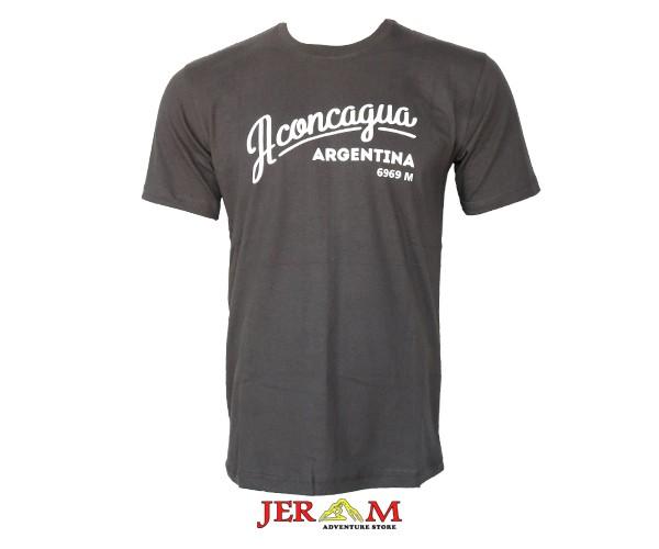 Kaos TSM 0132 Men T Shirt Makalu Aconcagua