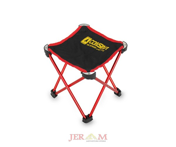 Kursi Lipat Consina Alloy Small Stool