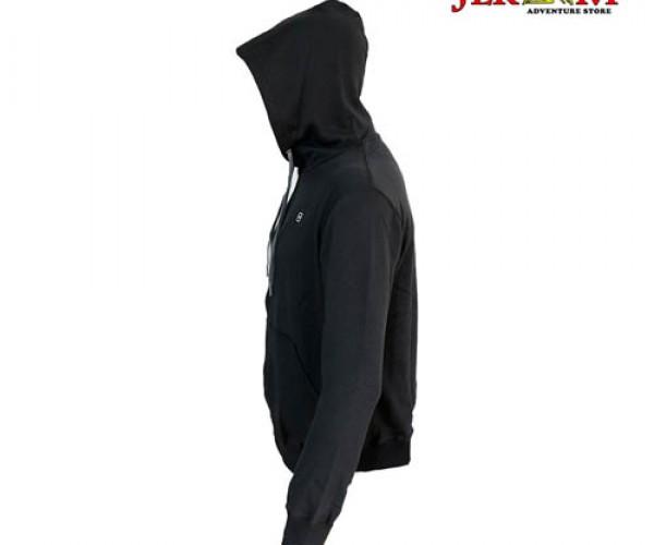 Mahameru Zip Hoodie 07 Black