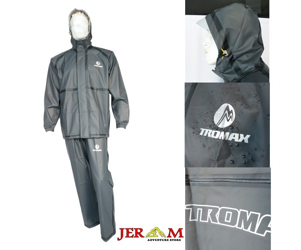 Mantel Hujan Raincoat Tromax Sure Dry