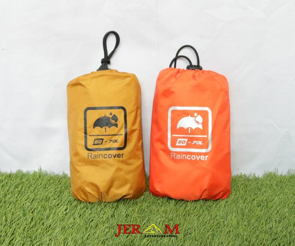 Mantel Tas Rain Cover Bag Rei 60 - 70L