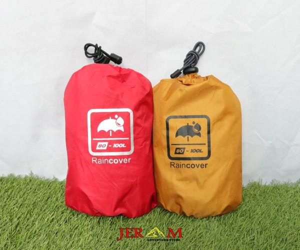 Mantel Tas Rain Cover Bag Rei 80-100L