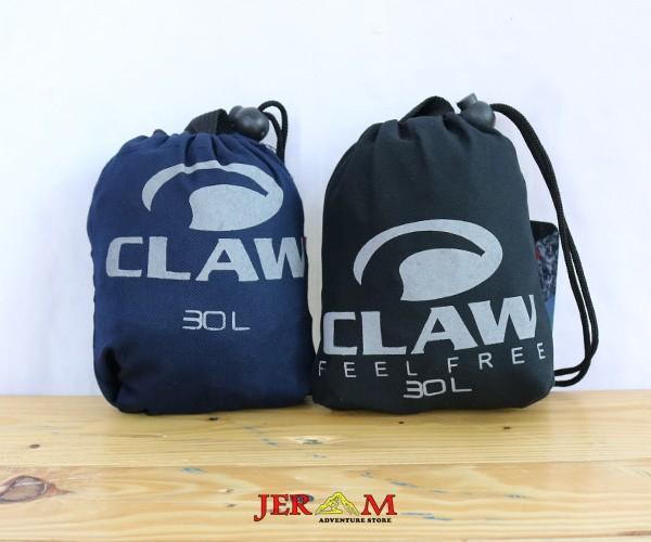 Mantol Tas Hujan Cover Bag Claw 30-35L
