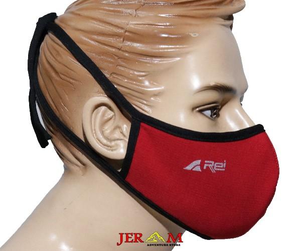 Masker Rei Nemesis 07 Masker Motor Protector Mask