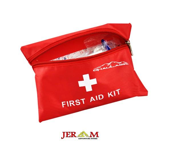 Perlengkapan Mendaki Survival Kit Pertolongan Pertama Dhaulagiri First Aid Kit