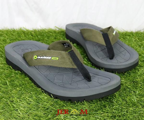 Sandal Jepit Empuk Sandal Santai Pria Sandal Outdoor Pro Primo