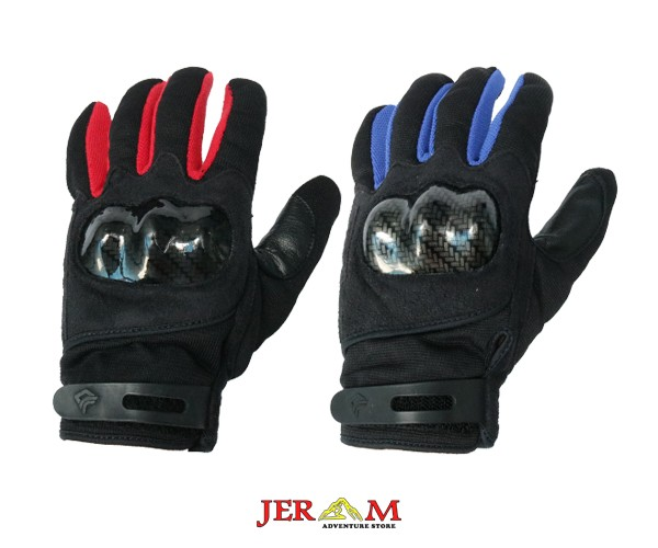Sarung Tangan Motor Riding Touring Forester Non Leather JTF 06112