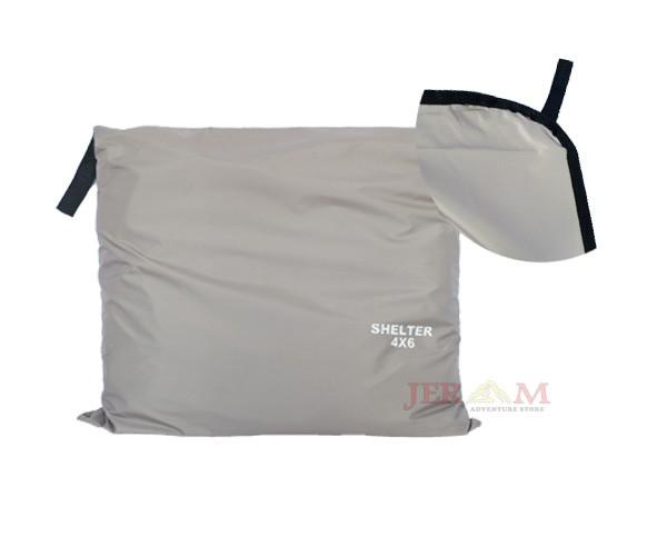 Shelter / Flysheet 4x6