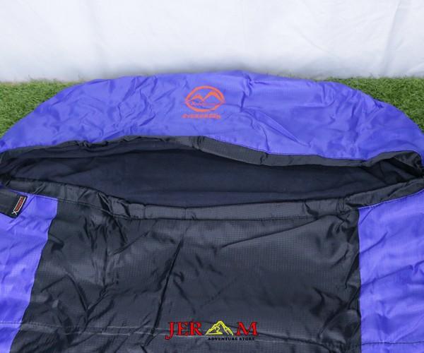 Sleeping Bag Polar X-Mount Evergreen