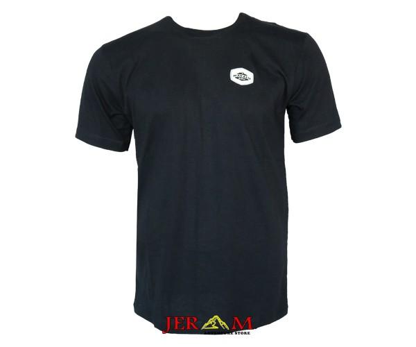 T-Shirt Kaos Pria Makalu Montana Logo Kaos TSM 0150
