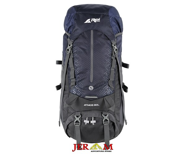 Tas Gunung Carrier Arei Outdoorgear Atmos 60L