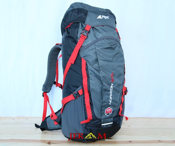Tas Gunung Carrier Arei Outdoorgear Horizon 60L