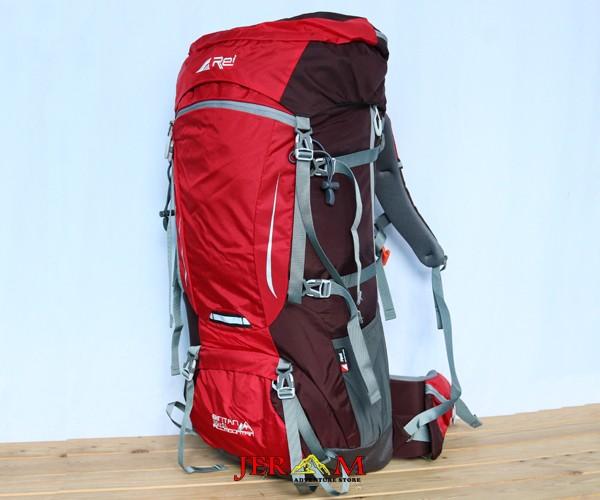 Tas Gunung Carrier Rei Bintan 60+5 L