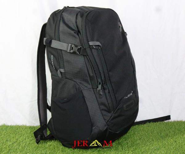 Tas Hitam Ransel Pria Outdoor Backpack Kalibre Verquinox 28 L 911196 000
