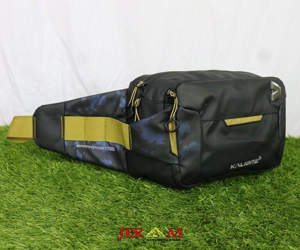 Tas Pinggang Besar 3 Slot Waist Bag Kalibre Breakdown 05 5L 921232 051