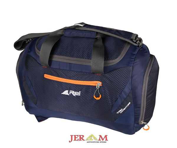 Tas Travel Bag Rei Multifungsi Toba Adventure