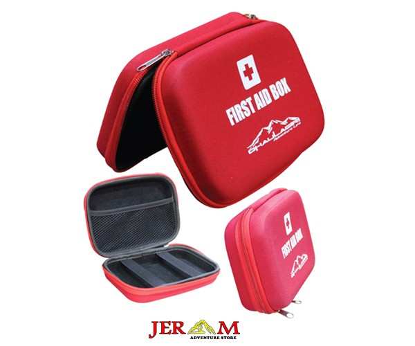 Tempat Perlengkapan Medis Survival Kit P3K Dhaulagiri First Aid Box