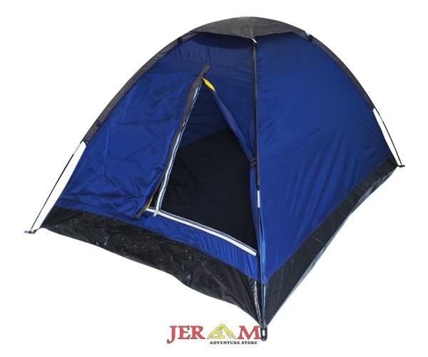 Tenda Camping Foxhunter Kapasitas 3 Orang