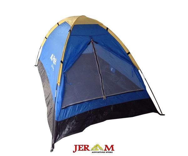Tenda Camping Rei 016/T008 Kap 2 Orang Single Layer