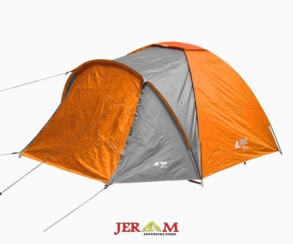 Tenda Dome Camping Kapasitas 2 Orang Tenda Rei Arjuno A R14Q16200101