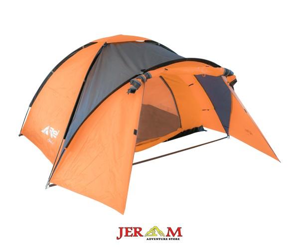 Tenda Dome Rei Bromo Kapasitas 2 Orang Double Layer