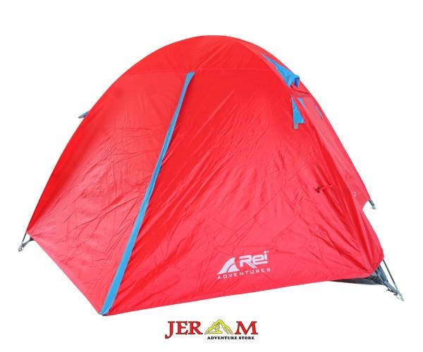 Tenda Kapasitas 2 Orang Double Layer Tenda Rei Rinjani A R14Q13400101