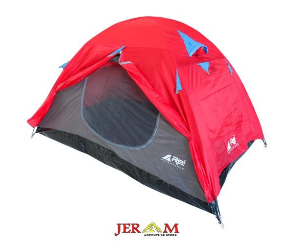 Tenda Kapasitas 4 Orang Double Layer Tenda Rei Rinjani B R14Q13500101