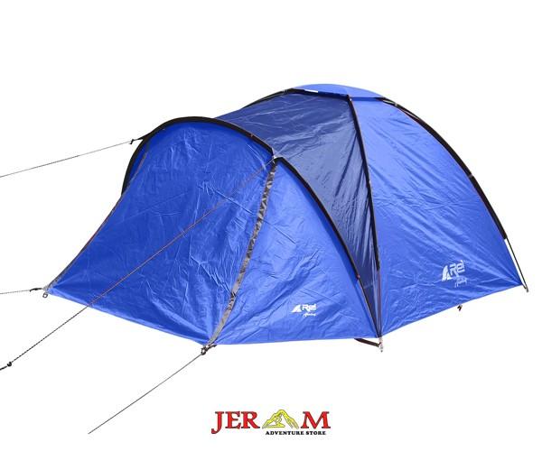 Tenda Kemah Double Layer Kapasitas 4 Orang Tenda Rei Bromo B