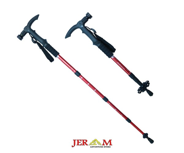 Tongkat Pendaki Trekking Pole Rei Hightrack 02