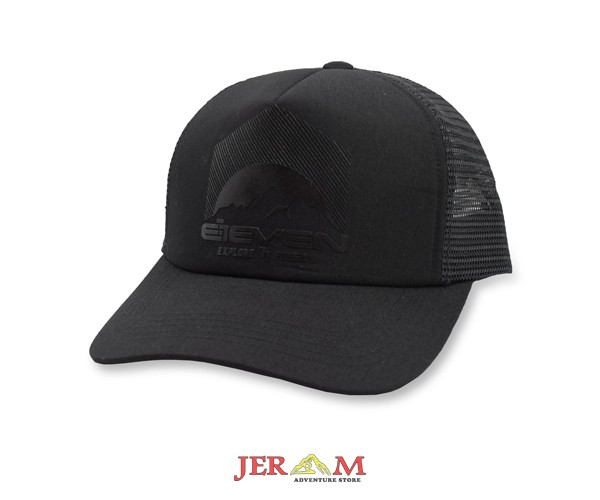 Topi Elleven JR All Black